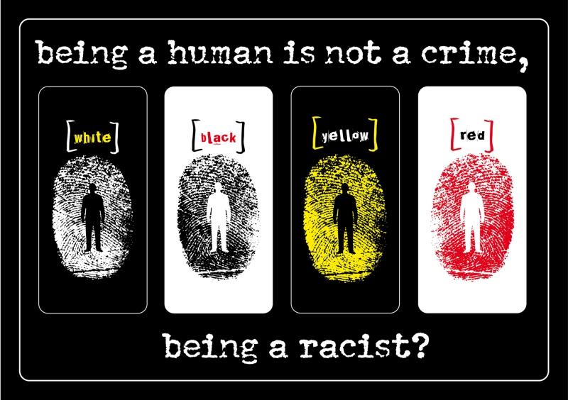 <em>Racism</em> by temi00 on <em>Deviant Art</em>