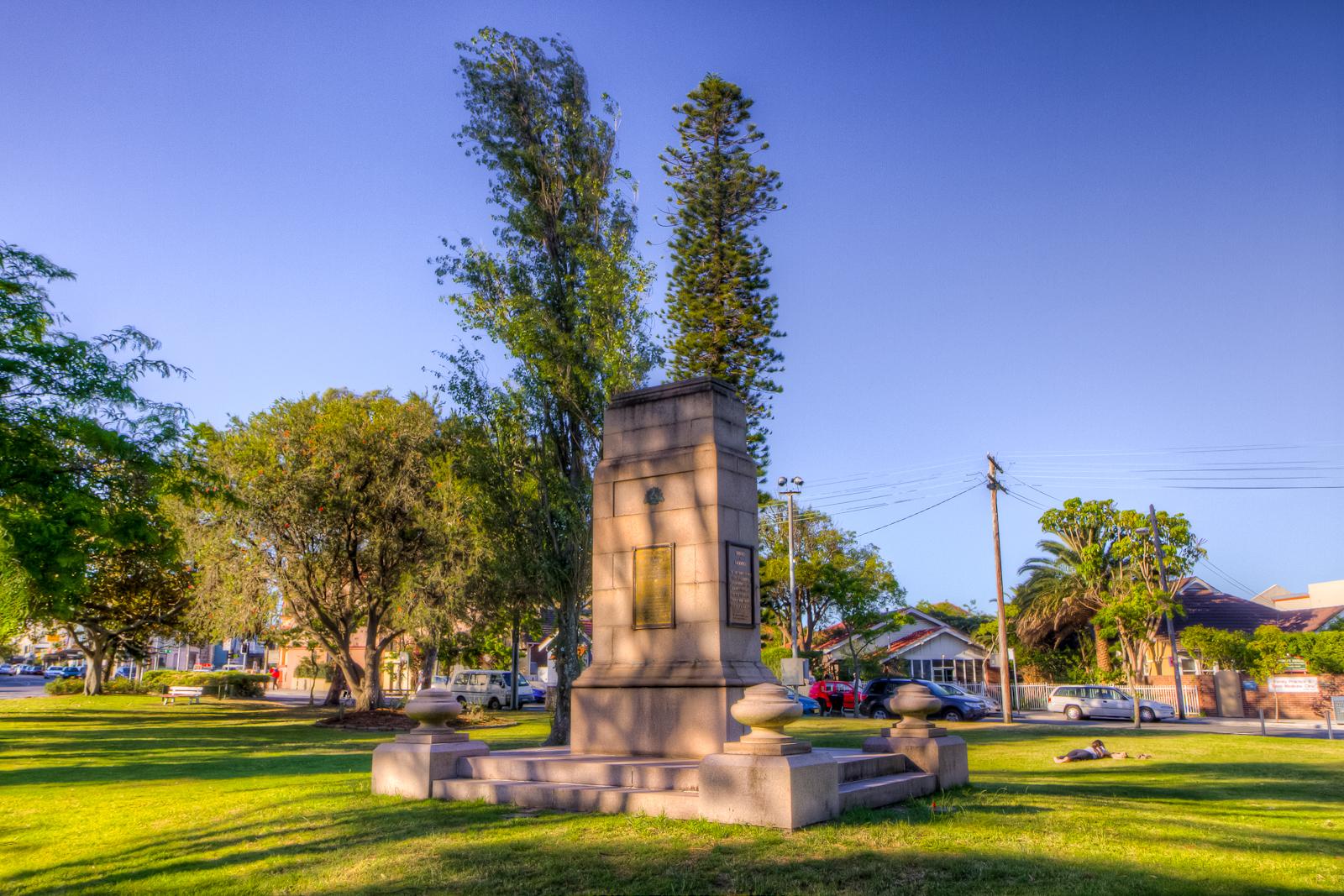 Randwick Memorial