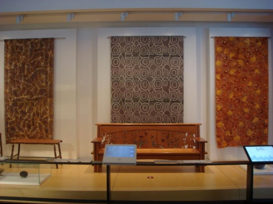 bench-fabric