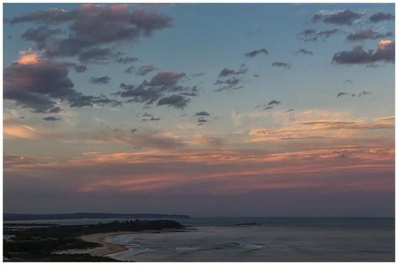 Sunset 10/09/2013