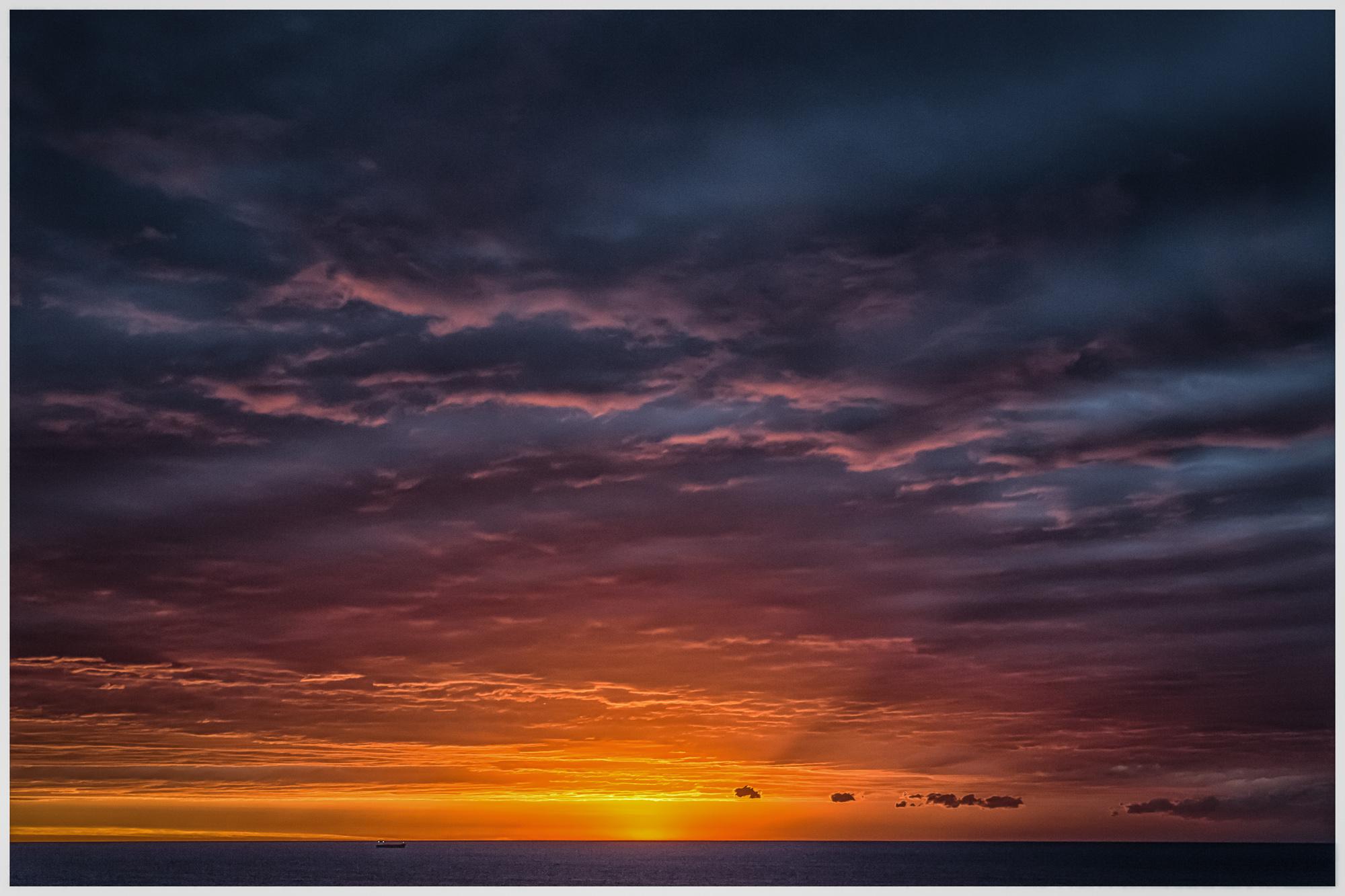 Sunrise 3/10/2013