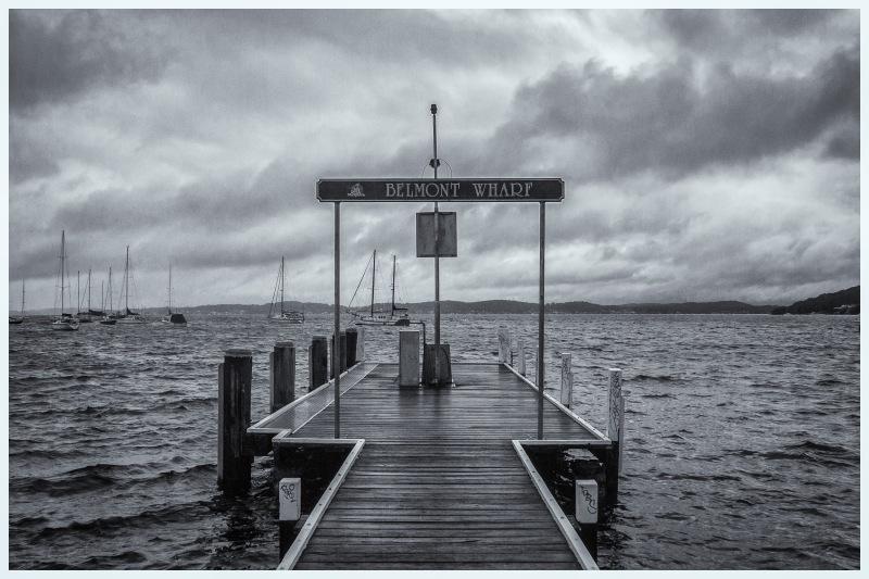 Belmont Wharf
