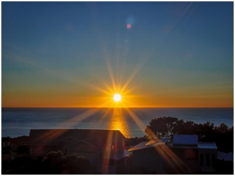 Sunrise 31/7/2014