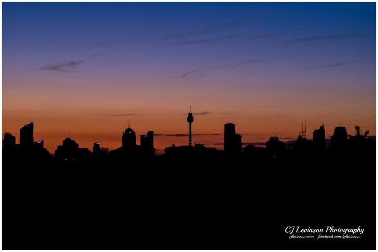 Sydney Twilight