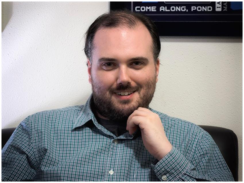 Chris Levinson smiling