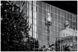 Sydney CBD reflections