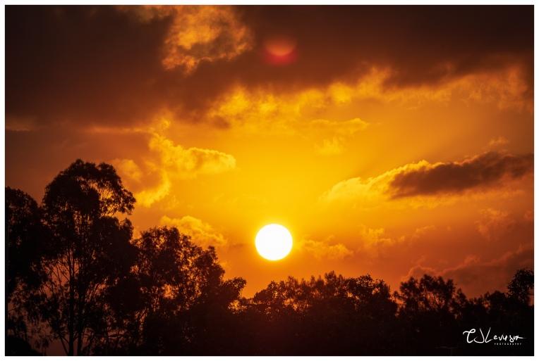 Golden Sunset 21/04/18