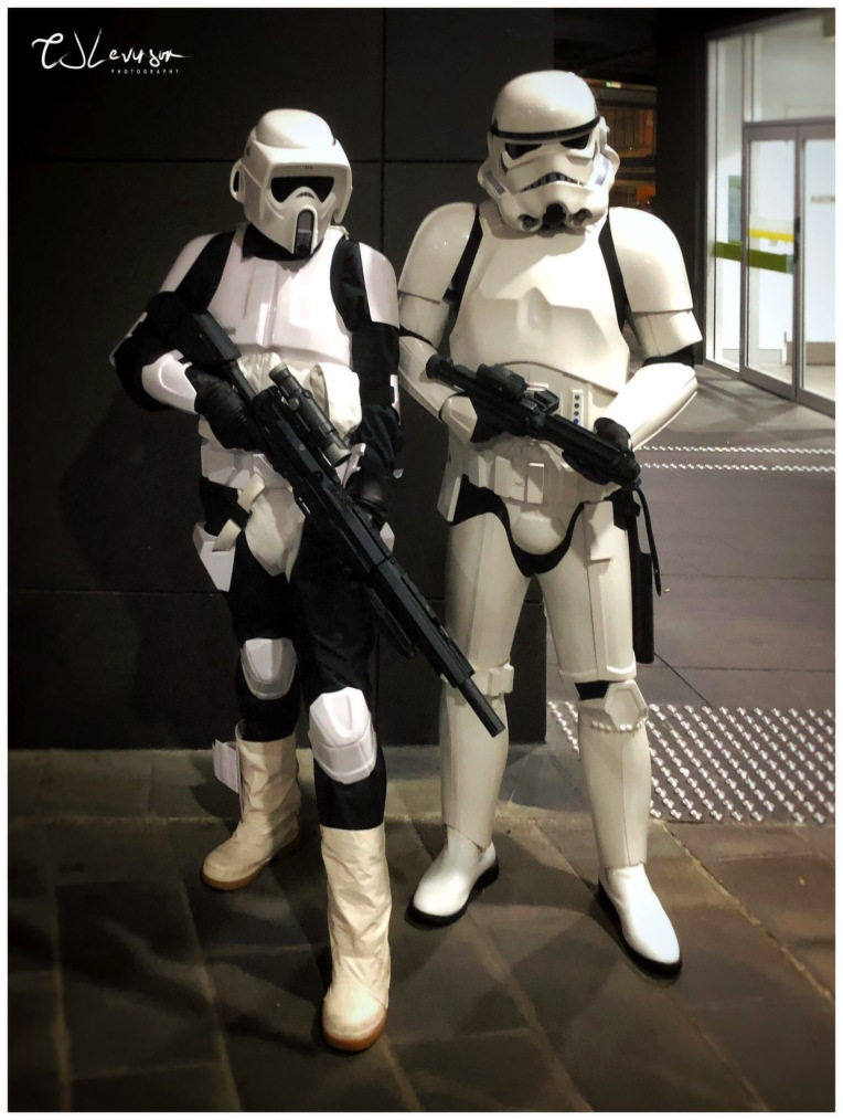 The Stormtroopers