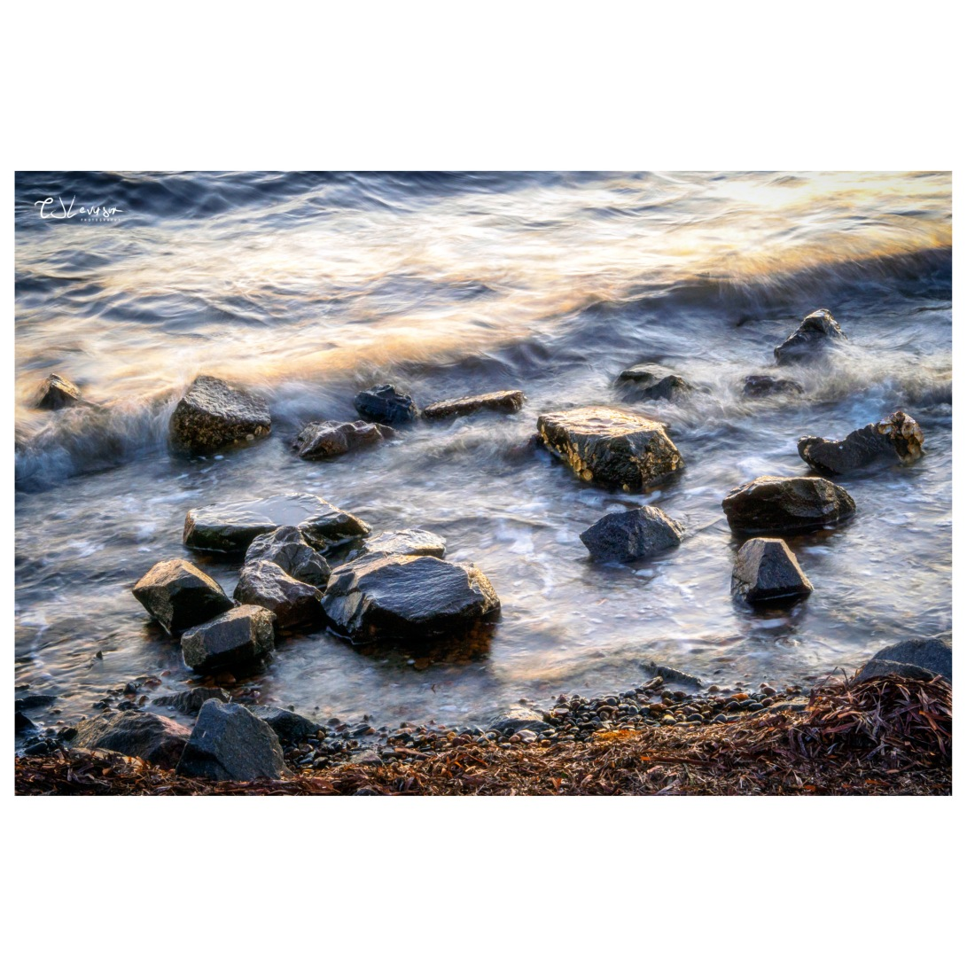 Water and Rocks (square)