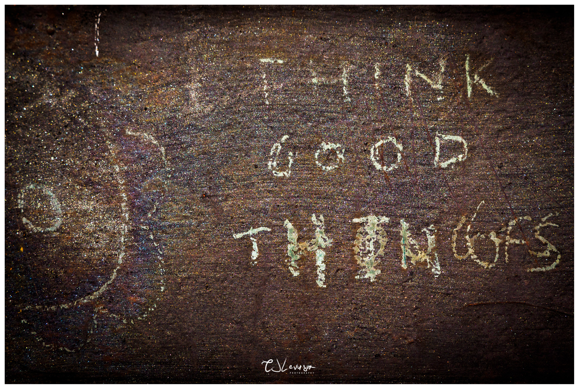 Think Good Things