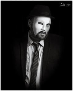 Self portrait-6