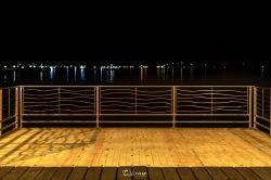 Lake at Night 4